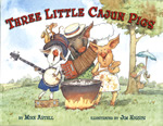 Jim Harris shares illustration techniques from The Three Little Cajun Pigs.  Learn how to illustrate a picture book using visual rhythm and diagonal lines.